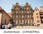 baden wurttemberg  germany  ...   Shutterstock . vector #1194369961