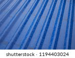 rain on the blue roof | Shutterstock . vector #1194403024