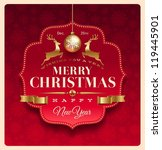 Christmas Greeting Decorative...