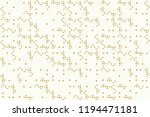 geometric background with... | Shutterstock .eps vector #1194471181