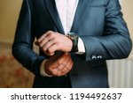 a close up of a cropped frame... | Shutterstock . vector #1194492637