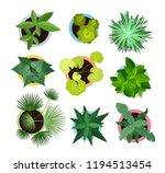 vector illustration set of... | Shutterstock .eps vector #1194513454