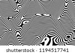 optical illusion lines... | Shutterstock .eps vector #1194517741