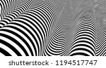 optical illusion lines... | Shutterstock .eps vector #1194517747