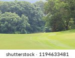 country club golf course in... | Shutterstock . vector #1194633481