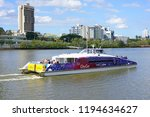 brisbane  australia  22 jul... | Shutterstock . vector #1194634627