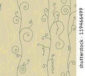flowers pattern   Shutterstock .eps vector #119466499