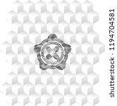 crossed bandage plaster icon... | Shutterstock .eps vector #1194704581