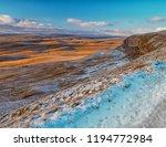 pen y ghent or penyghent is a... | Shutterstock . vector #1194772984