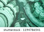 green malachite stone texture... | Shutterstock . vector #1194786541