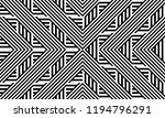 seamless pattern with striped... | Shutterstock .eps vector #1194796291