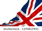 waving flag of the great... | Shutterstock . vector #1194815941