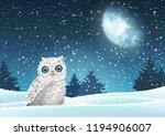 winter christmas theme wit...   Shutterstock .eps vector #1194906007