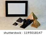 frame borders for photos and... | Shutterstock . vector #1195018147