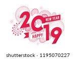 vector illustration of ... | Shutterstock .eps vector #1195070227