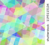 amazing abstract background... | Shutterstock .eps vector #1195115134