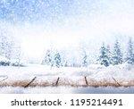 Winter Christmas Scenic...
