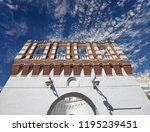 inside of moscow kremlin ... | Shutterstock . vector #1195239451