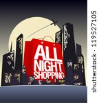 All Night Shopping Design...