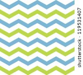 seamless chevron background... | Shutterstock .eps vector #119531407