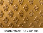 Fleur De Lys On The Doors Of...