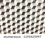 abstract tiled background. | Shutterstock . vector #1195425997