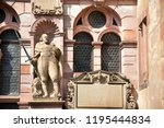 heidelberg  germany   august 25 ...   Shutterstock . vector #1195444834