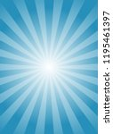 sunlight  vertical background.... | Shutterstock .eps vector #1195461397