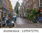 amsterdam  netherlands   june... | Shutterstock . vector #1195472791