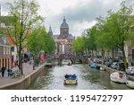 amsterdam  netherlands   june... | Shutterstock . vector #1195472797