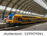 amsterdam  netherlands   june... | Shutterstock . vector #1195474561