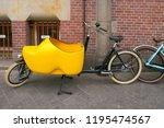 amsterdam  netherlands   june... | Shutterstock . vector #1195474567