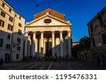 venice  italy   september 28 ...   Shutterstock . vector #1195476331