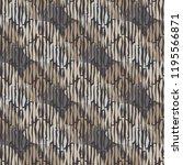 polka dot seamless pattern.... | Shutterstock .eps vector #1195566871