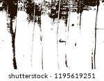black and white abstract grunge ... | Shutterstock .eps vector #1195619251