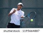hua hin  thailand october 1... | Shutterstock . vector #1195664887