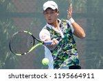 hua hin  thailand october 1... | Shutterstock . vector #1195664911