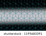 colorful pattern with three... | Shutterstock . vector #1195683391