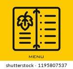 menu icon signs
