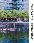 dublin  ireland   september... | Shutterstock . vector #1195921957