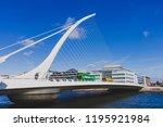 dublin  ireland   september... | Shutterstock . vector #1195921984