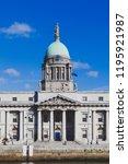 dublin  ireland   september... | Shutterstock . vector #1195921987