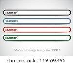modern design template search...
