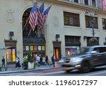 new york city  ny  usa  10 5 18 ...   Shutterstock . vector #1196017297