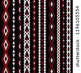 weaving pattern vector....   Shutterstock .eps vector #1196105554