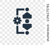Force Vector Icon Isolated On...
