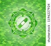 bandage plaster icon inside... | Shutterstock .eps vector #1196227924