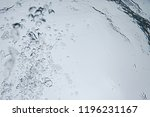 underwater texture air bubbles... | Shutterstock . vector #1196231167