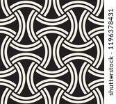 vector seamless pattern. modern ... | Shutterstock .eps vector #1196378431