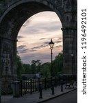 Evening At Knaresborough Viaduct